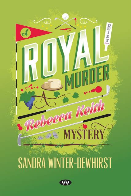 A Royal Murder my adelaide home