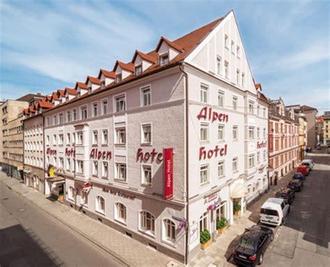 hotel mã nchen schwabing alpen hotel m 252 nchen zentral und ruhigalpenhotel munich