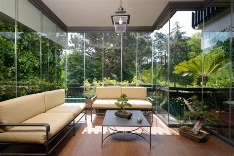 chiudere la veranda 9 verande spettacolari per il tuo terrazzo