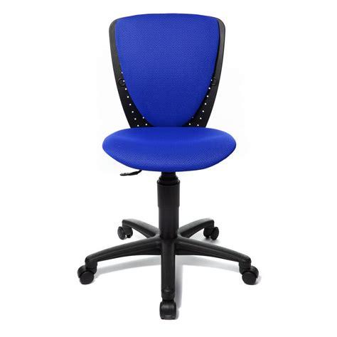 High Lift Chair by High S Cool Blue Child S Gas Lift Swivel Chair 70570bb60e