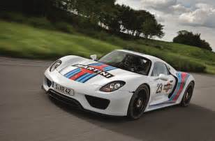 Porsche Martini Porsche 918 Spyder Gets Legendary Martini Racing Team Brand Livery