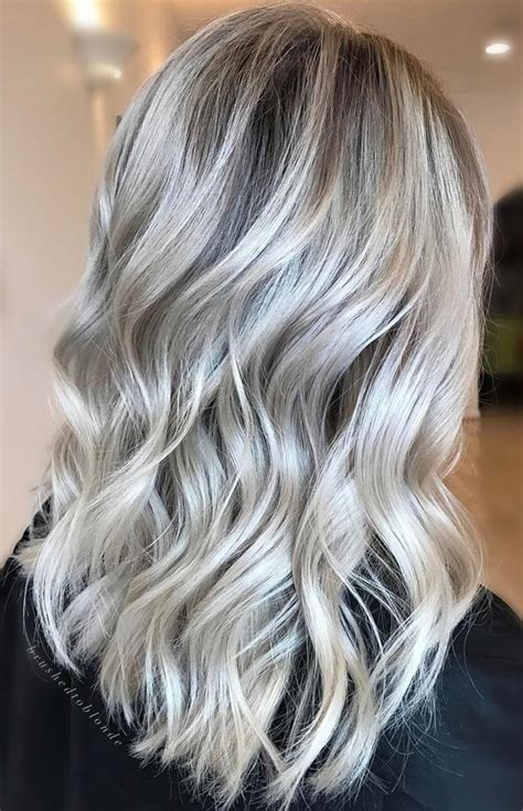 41 best being fierce gray hair 2018 images on pinterest light ash grey hair color best hair color 2017