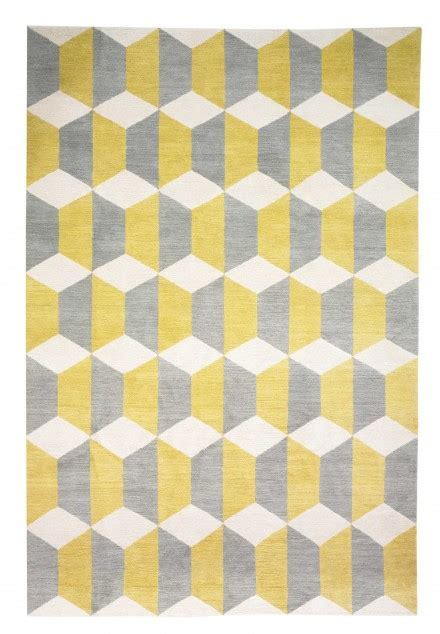 yellow pattern rug all she wants for christmas ruth aram mad about the