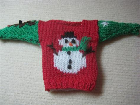 pattern ugly christmas sweater ugly christmas sweater a xmas ornament knitting bee