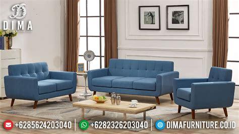 Sofa Jepara Minimalis sofa tamu jepara minimalis mewah terbaru df 0344 dima