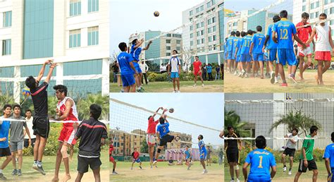 Colleges In With Mba In Sports by Sports Facilities Best Mba Colleges In Delhi India