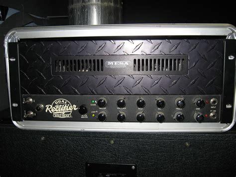 what is dual diode mesa boogie dual rectifier rackmount image 207046 audiofanzine