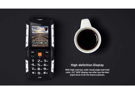 aldi rugged mobile phone tough rugged 3g simple button phone agm m1 ip68 2570mah battery 2mp ebay
