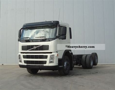 volvo fm9 specifications volvo fm9 340 2003 chassis truck photo and specs