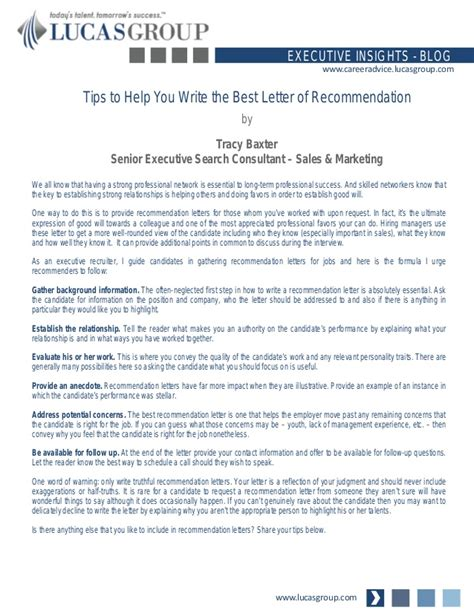 Recommendation Letter Helper It Recommendation Letter Help Costa Sol Real Estate And Business Advisors