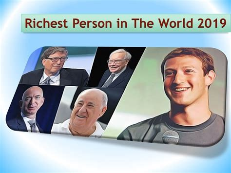 top 10 richest in the world 2019 top 10 richest person in the world 2019 list with net worth
