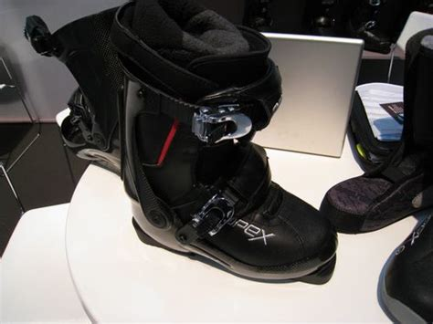 apex modular comfortable ski boots the gearcaster