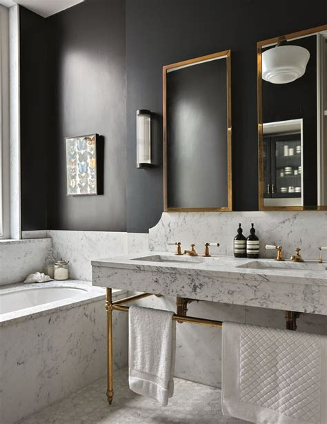 pictures of black bathrooms 25 best ideas about black bathrooms on pinterest dark painted walls elegant glam