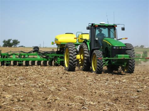 oklahoma farm report national corn and soybean planting