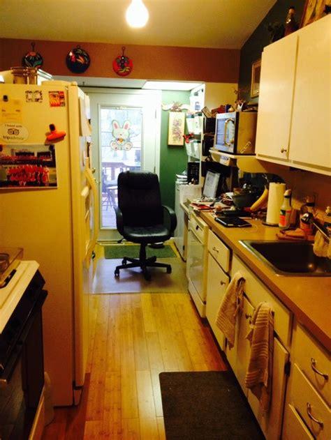ideas for galley kitchen makeover galley kitchen makeover ideas