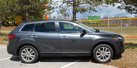 mazda cx 9 grand touring 2013 2013 mazda cx 9 grand touring awd review