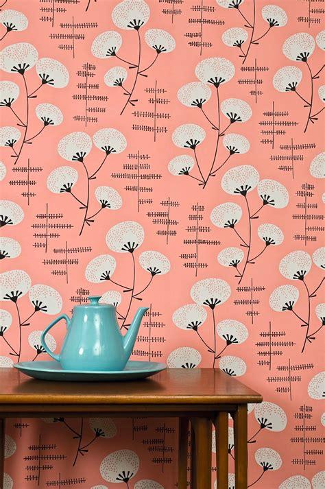 tapisserie graphique papier peint graphique vintage