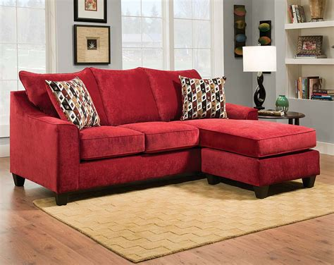 Cheap Red Sectional Sofa Cleanupflorida Com
