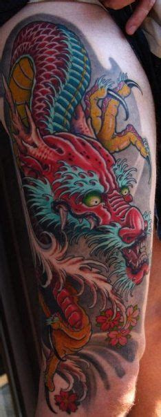 dragon tattoo hastings hours same guy as the japanese rib piece but this is more