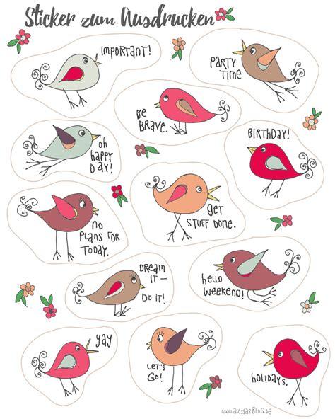 Sticker Zum Ausdrucken Kostenlos by Alessas Sticker Zum Ausdrucken F 252 R Filofax Co
