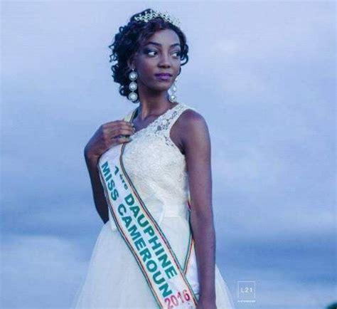 Lettre De Refus De Visa Usa La 1ere Dauphine Miss Cameroun 2016 D 233 Missionne Et Accuse