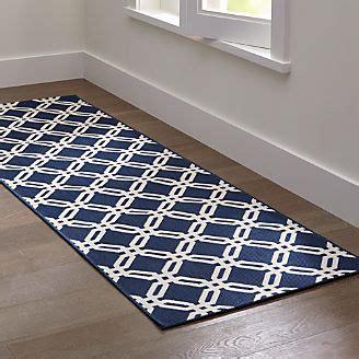indoor outdoor runners rugs rug runners for hallway kitchen outdoor crate and barrel