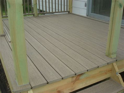 composite deck lumber review ultradeck composite decking material by