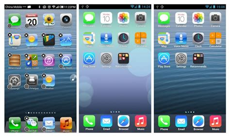 new themes iphone 5 the 6 best launchers to turn your android into an iphone