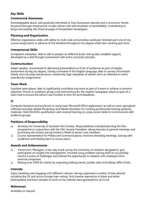 star method resume exles nanny nanny resume template