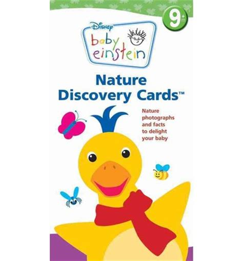 Discovery Gift Card - nature discovery cards disney book group 9781423144526