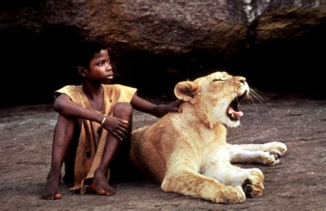film lion mangeur d homme l enfant lion la critique du film
