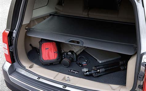 jeep compass rear interior 2017 jeep compass rocky top chrysler jeep dodge kodak tn