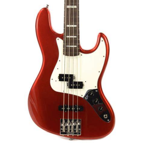 Bass Jazz Fender 1 fender vintage rod 70s jazz bass apple at gear4music