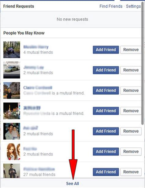 how to find facebook friends on all social media platforms