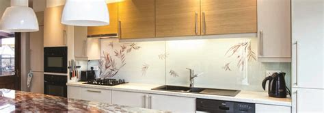 Grey Kitchen Backsplash patterned glass splashbacks for kitchens and bathrooms