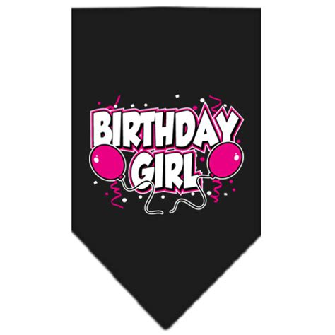 birthday bandana birthday balloons and confetti screen print bandana petimpulse