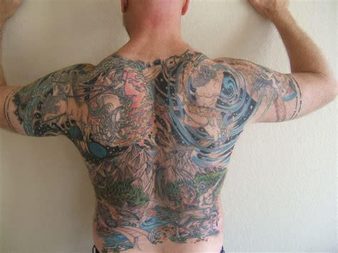 back tattoo design back of neck tattoos and choosing the right design