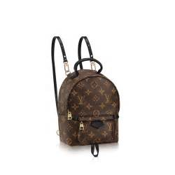 Home Decor Stores Las Vegas by Palm Springs Backpack Mini Monogram Canvas Fashion