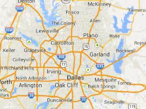map of dallas and suburbs suburbs near dallas pictures to pin on pinsdaddy