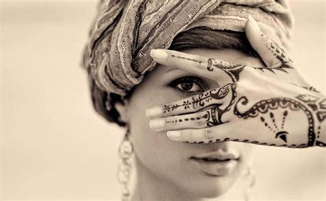tato bagi islam tanpa harus lihai menggambar 10 desain tato henna ini
