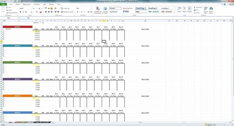 vacation tracker excel template 2018 military bralicious co