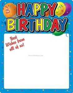 birthday poster template happy birthday posters posters china wholesale posters