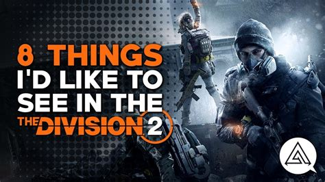 8 Things Id Like To See On Jersey Shore by 8 Things I D Like To See In The Division 2