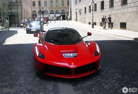 Laferrari O 100 by Ferrari Laferrari 10 June 2015 Autogespot