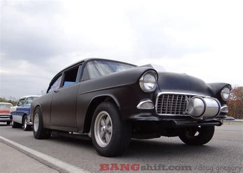 Tri Five Chevrolet Bangshift Somernites Cruise