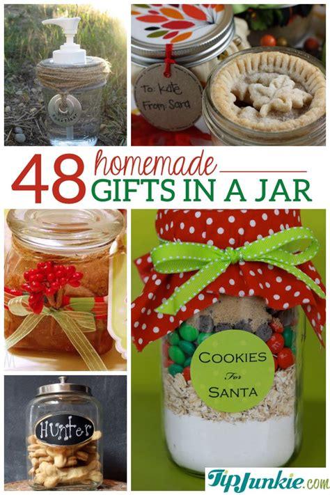 48 gifts in a jar tip junkie