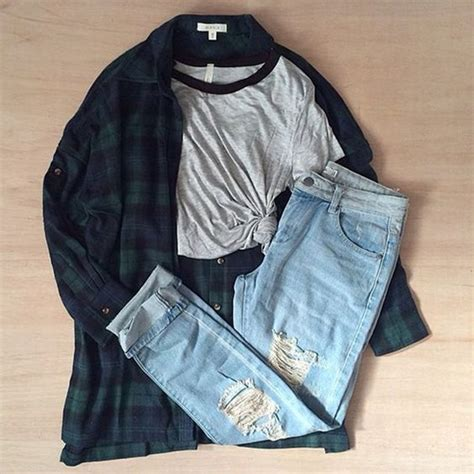 Jaket Vans Oldys Navy Sweater 23 awesome grunge ideas for blue flannel