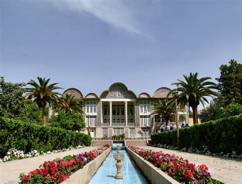 Eram Garden historical iranian and eram garden