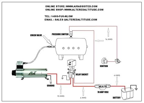 airbag suspension wiring diagram wiring diagram and