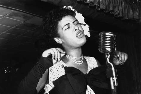 biography jazz biography of billie holiday